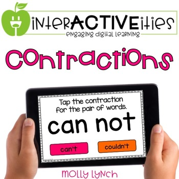 InterACTIVEities - Contractions Digital Learning