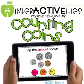 InterACTIVEities - Counting Coins Digital Learning