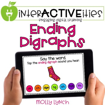 InterACTIVEities - Ending Digraphs Digital Learning