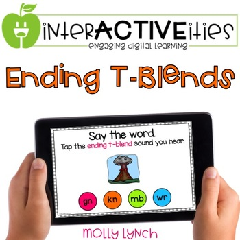 InterACTIVEities - Ending T-Blends Digital Learning