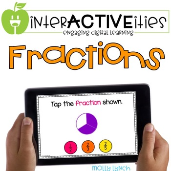 InterACTIVEities - Fractions Digital Learning