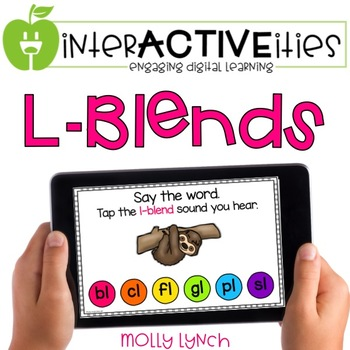 InterACTIVEities - L-Blends Digital Learning