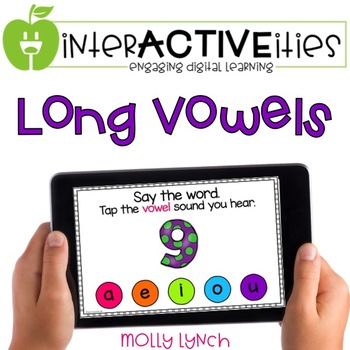 InterACTIVEities - Long Vowel Digital Learning