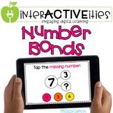Distance Learning InterACTIVEities - Number Bonds Digital