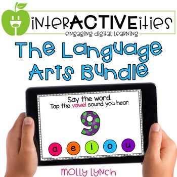 Distance Learning InterACTIVEities - Phonics Digital Learning Bundle