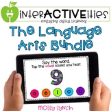 Phonics Digital Learning Bundle InterACTIVEities Distance