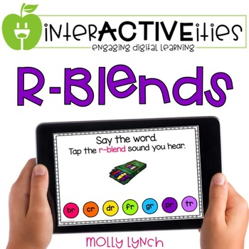InterACTIVEities - R-Blends Digital Learning