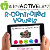 InterACTIVEities - R-Controlled Vowels Digital Learning