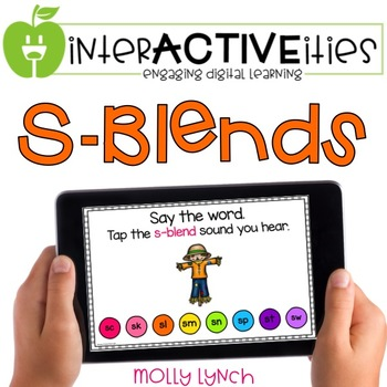 InterACTIVEities - S-Blends Digital Learning