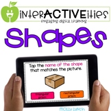 Distance Learning InterACTIVEities - Shapes Digital Learning