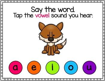 InterACTIVEities - Short Vowel Digital Learning