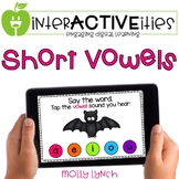 Distance Learning InterACTIVEities - Short Vowel Digital Learning