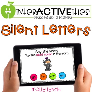 InterACTIVEities - Silent Letters Digital Learning