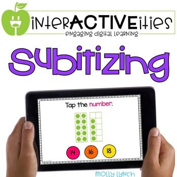 InterACTIVEities - Subitizing Digital Learning