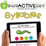 Distance Learning InterACTIVEities - Syllables Digital Learning