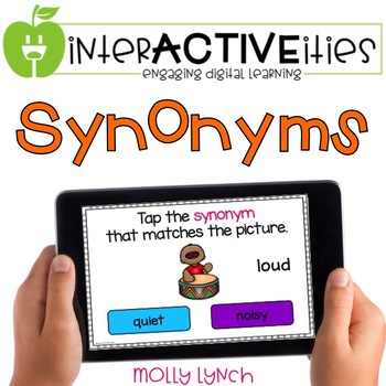 InterACTIVEities - Synonyms Digital Learning