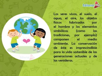 Interacción de los Niños con el Medio Ambiente
