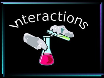 Interactions Interactive Power Point