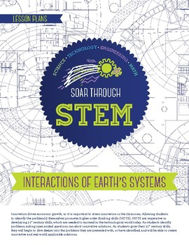 Interactions of Earth Systems - STEM Lesson Plan