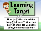 Interactions and Ecosystems Unit Bundle #2