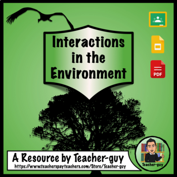 Interactions in the Environment