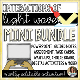 Interactions of Light Waves Mini Bundle Distance Learning