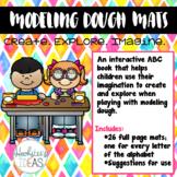 Interactive ABC Book of Modeling Dough Mats