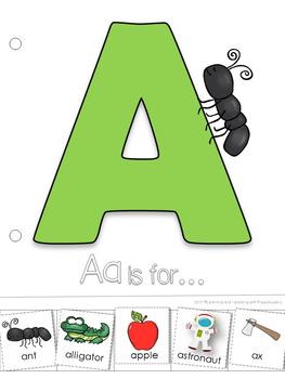 Interactive ABC Books