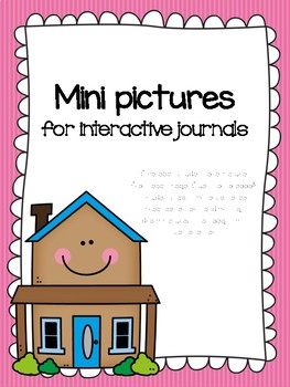 Interactive ABC Journal Pictures