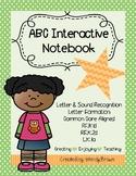 Interactive ABC Notebook