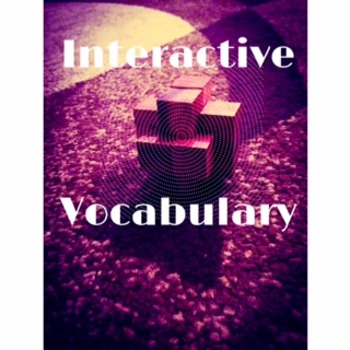 """Interactive Academic Vocab for """"The Story of Keesh"""" Code X Unit 2"""