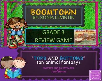 Interactive Activboard Smart-board Practice Boomtown & Top