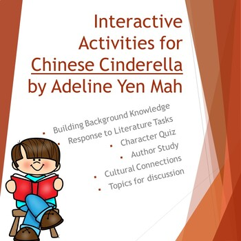 interactive activities for chinese cinderella by adeline yen mah. Black Bedroom Furniture Sets. Home Design Ideas
