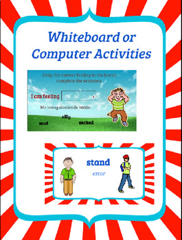 Interactive Activities for English Language Learners Bundle