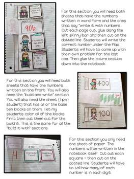 Interactive Activity - 2nd Grade 2.NBT.1 {Place Value}