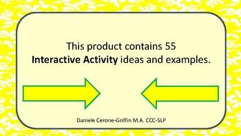Interactive Activity Ideas