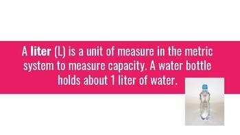 Interactive Activity-Liquid Capacity