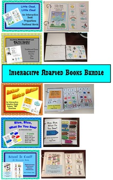 Interactive Adapted Book Bundle
