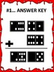 No Prep...Addition Dominoes with Regrouping...Interactive Brain Teasers