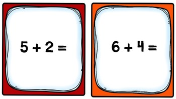 Interactive Addition Fact Practice