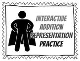 Interactive Addition Representation