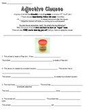 Interactive Adjective Clause Lesson