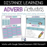 Interactive Adverb Activities | Grammar | Distance Learning
