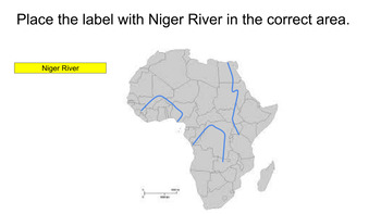 Interactive: Africa's Physical Feature Project GSE SS7G1