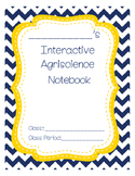 Interactive Agriscience Notebook Starter Kit for Agricultu