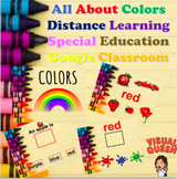 Interactive All About Colors Special Education Google Dist