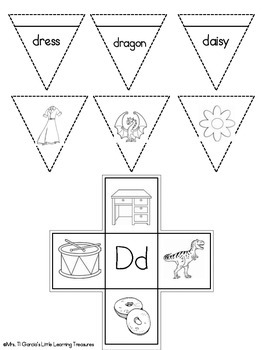 Interactive Alphabet ABC Notebook