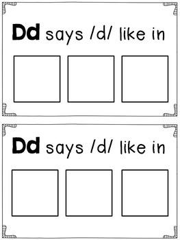 Interactive Alphabet Book