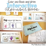 Interactive Alphabet Book