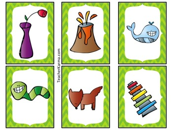 Interactive Alphabet ~ ABC Game ~ Letter Sounds ~ Apple to Zebra